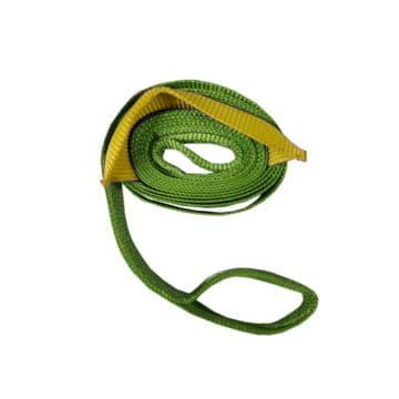 50mm x 4.5 metres x 5 ton HI VISIBILITY TOW STRAPS towing trailer car recovery